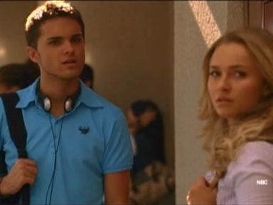 Zach and Claire