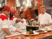 Hell's Kitchen Season 12 Episode 13