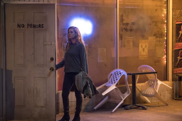 Promo Pic for Sharp Objects