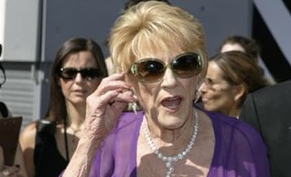 Jeanne Cooper: Shocked by Emmy Victory