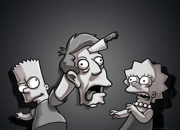 Bart Kills Skinner