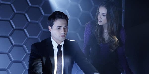 Ward lies to skye about his loyalties agents of shield