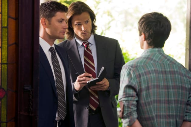 Supernatural Siblings Pic