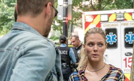 Not Now Ruzek  - Chicago PD Season 6 Episode 4