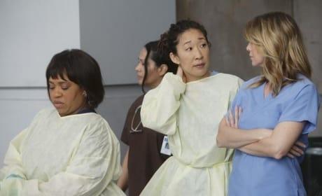 A Cristina and Mer Pic