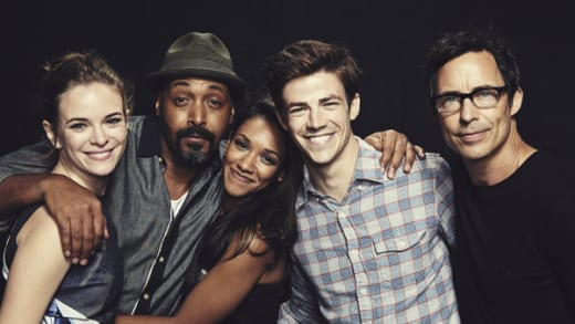 Which The Flash Character Are You Tv Fanatic