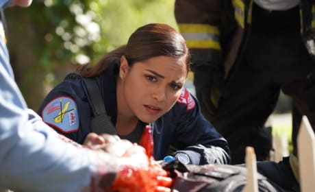 Saving a Girl - Chicago Fire