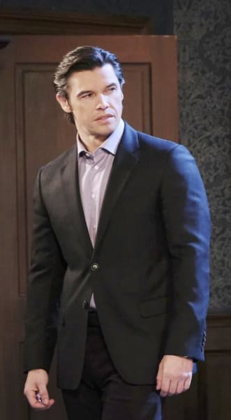 Pushing Xander over The Edge/Tall - Days of Our Lives