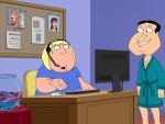 Quagmire's Assistant - Family Guy