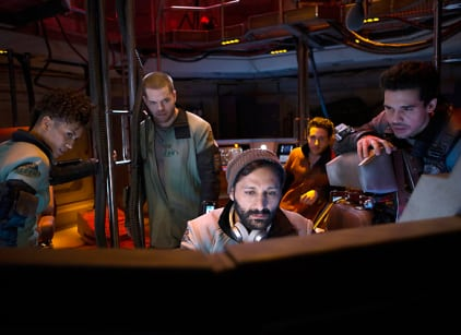 Watch The Expanse Season 1 Episode 2 Online