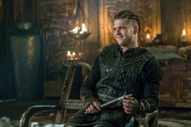 Smirk - Vikings Season 5 Episode 11