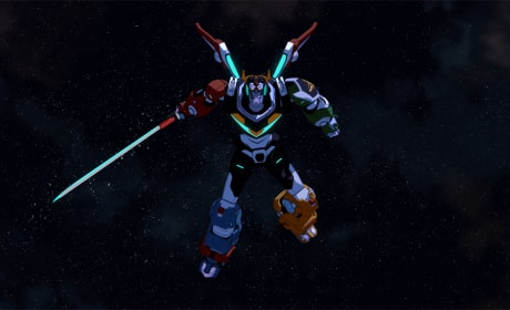 Voltron Formed - Voltron: Legendary Defender