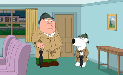 Family Guy: Watch Season 13 Episode 8 Online