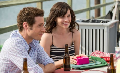 Evan and Jill