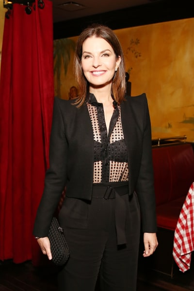 Sela Ward Attends Event