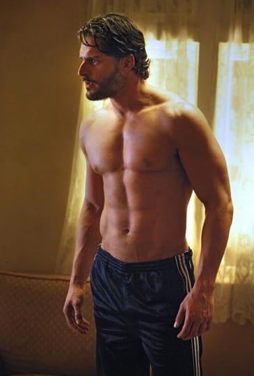 Shirtless Alcide