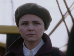Mary Margaret on a Boat