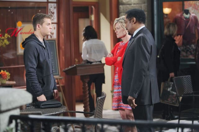 Joey's In Trouble - Days of Our Lives