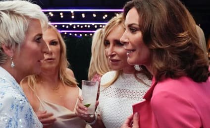 Watch The Real Housewives of New York City Online: Stooping to a Lower Level