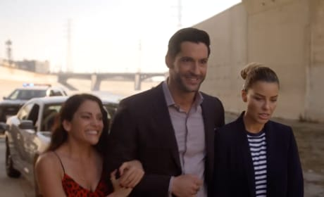 Lucifer Season 4 Trailer: A Love Triangle is Brewing!
