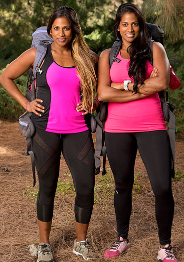 Natalie Anderson and Nadiya Anderson
