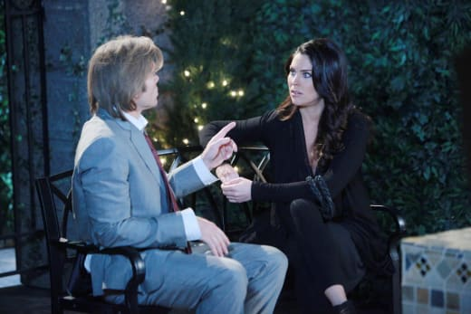 Philip Want To Hire Chloe - Days of Our Lives
