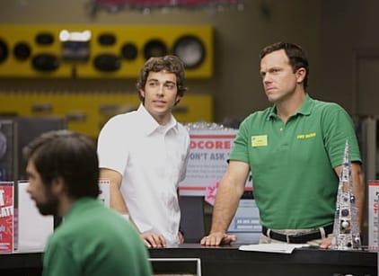 Watch Chuck Season 1 Episode 11 Online