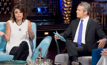 The Real Housewives of New York City Season 7 Episode 20 Review: Reunion Part One