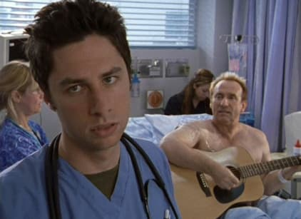 Watch Scrubs Season 2 Episode 1 Online