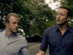 Danny Learns a Secret - Hawaii Five-0