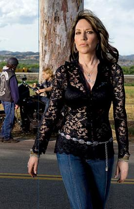 Katey Sagal (Gemma Teller)