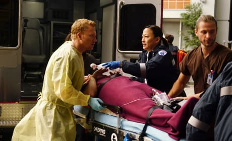 Status Report - Grey's Anatomy Season 13 Episode 15