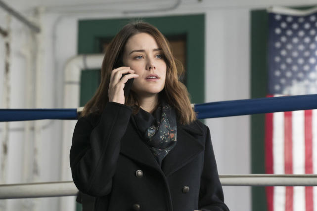Liz is still talking - The Blacklist Season 4 Episode 15