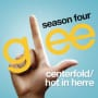 Glee cast centerfold hot in herre