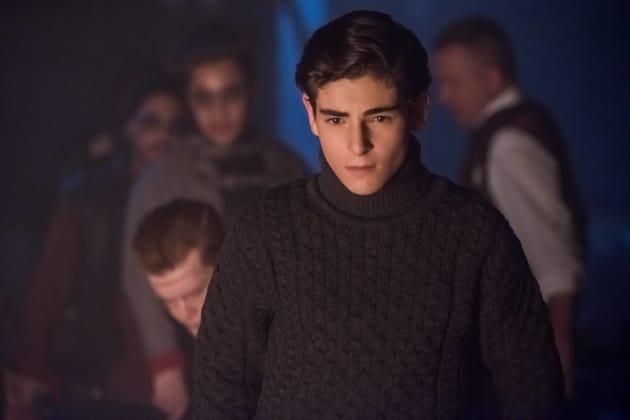 It's Party Time - Gotham Season 3 Episode 14