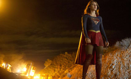 Supergirl Scores Full Season Order from CBS