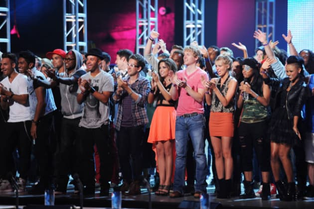 The X Factor Boot Camp