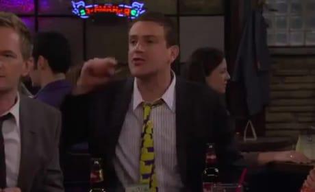 How I Met Your Mother Clip: Ted Just Met...