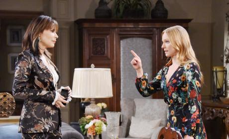 Abigail Tells Off Kate - Days of Our Lives