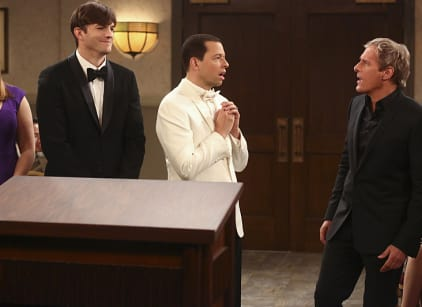 Watch Two and a Half Men Season 12 Episode 2 Online