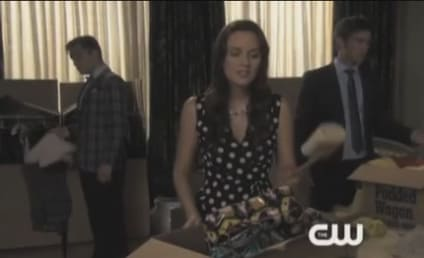 Gossip Girl Sneak Peek: What is Nate's Card?