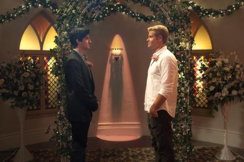 Shane and Teddy