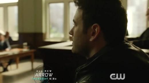 He's Back! - Arrow