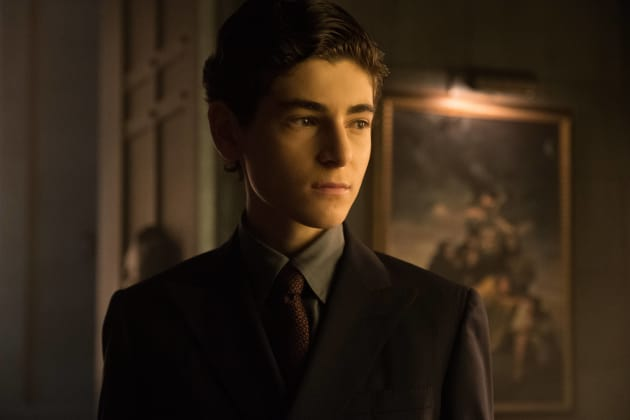 Better in Sweaters - Gotham Season 3 Episode 14