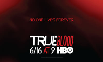 True Blood Season Six Poster: Paying the Bill