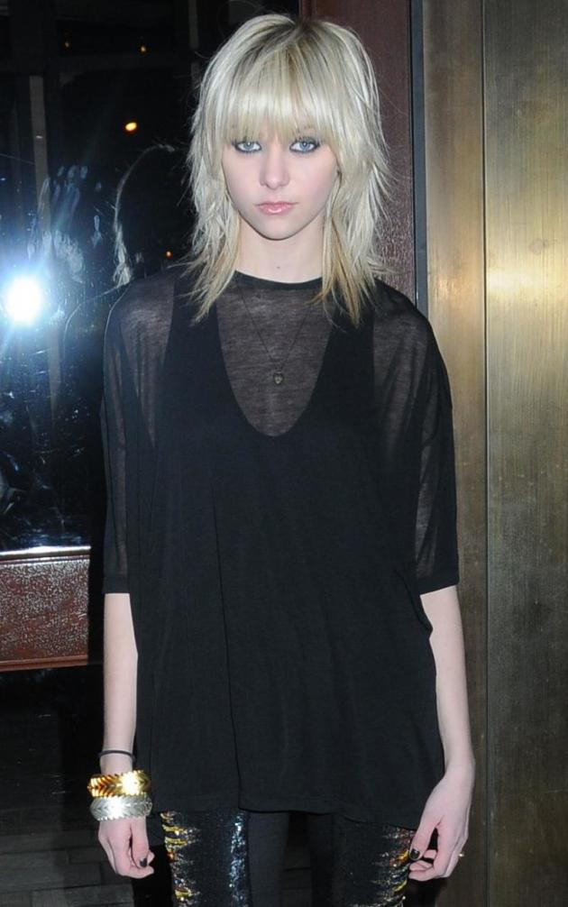 Taylor Momsen Fashion Watch