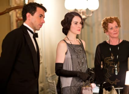 Watch Downton Abbey Season 4 Episode 3 Online
