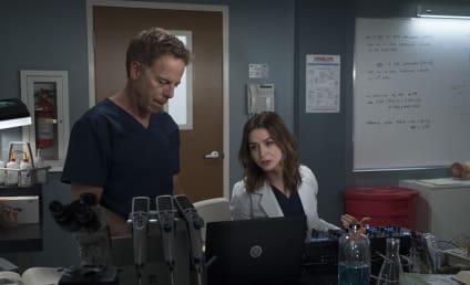 TV Ratings Report: Grey's Anatomy Returns Steady, Murphy Brown Premieres Low