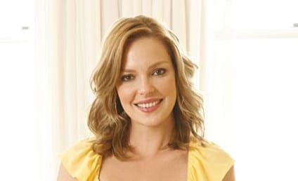 "Katherine Heigl Discusses ""Knocked Up,"" Josh Kelley, Grey's Anatomy & More"