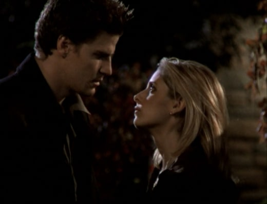 Buffy's Future - Buffy the Vampire Slayer Season 2 Episode 12